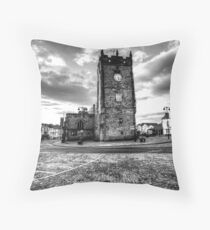 Richmond - North Yorkshire Throw Pillow