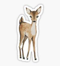petit deer Sticker