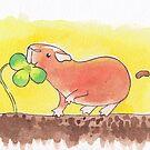 Guinea Pig Food Chain by shiro