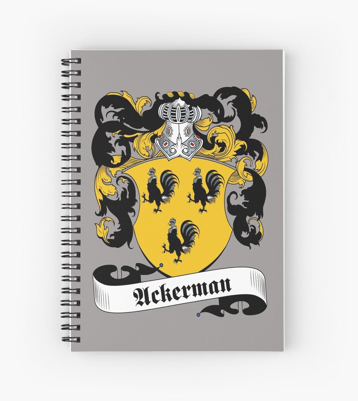 Ackerman by HaroldHeraldry