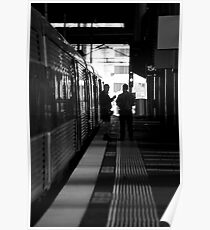 Urban Lines. Poster