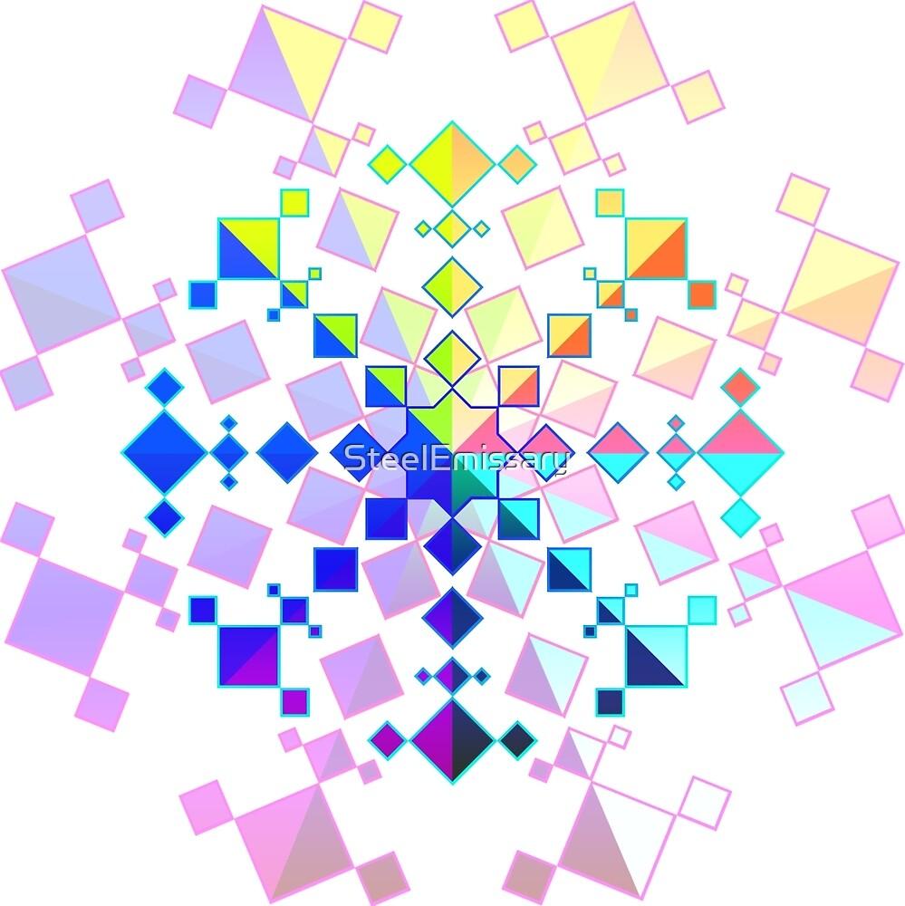 Kaleidoscopic Pride by SteelEmissary