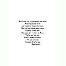 Lea Michele-You're Mine by Jboo88