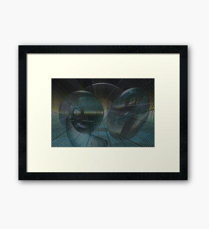 A Half-Remembered Dream Framed Print