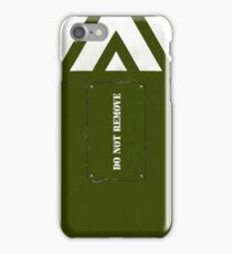 Military Phone Case iPhone Case/Skin
