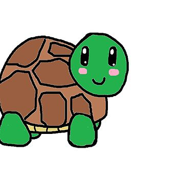 Dom the Turtle by Ritkey