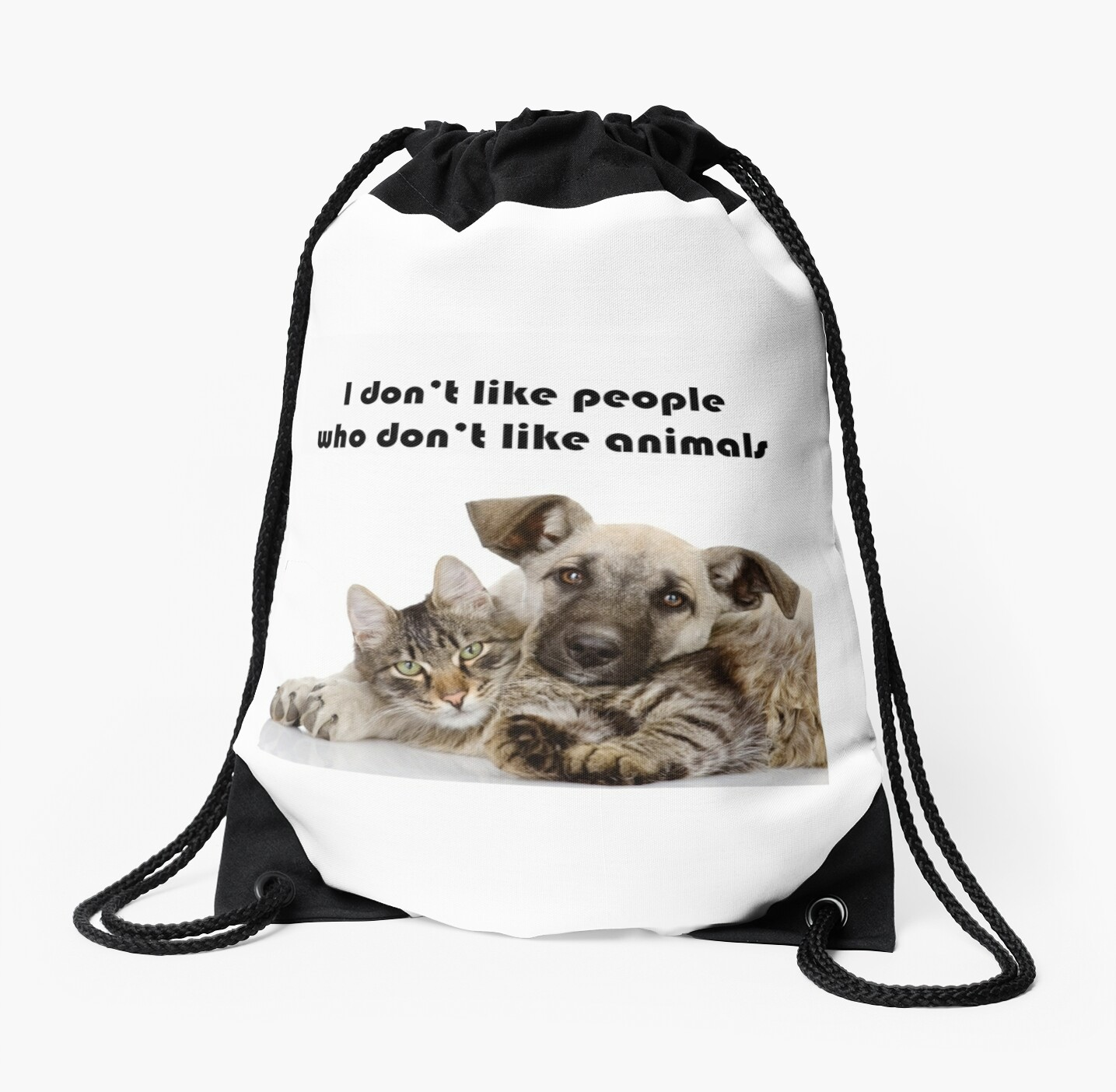 Animal Lover - I dont like people who dont like animals by Argos1