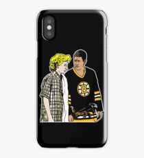 """Happy Gilmore - """"Where were you"""" iPhone Case"""
