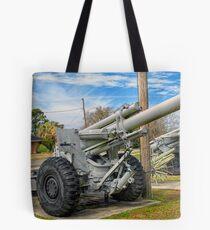 Big Guns Tote Bag