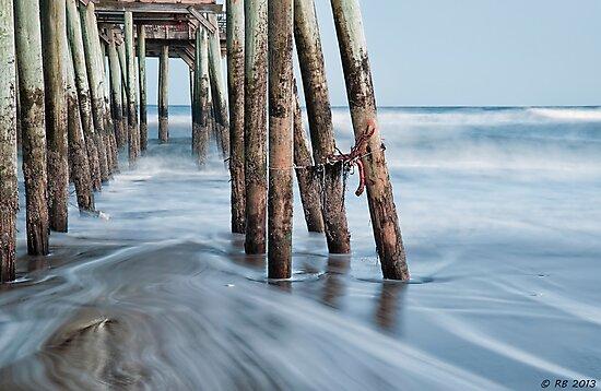 Beneath the Pier by Richard Bean