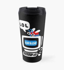 Computer Bug Travel Mug