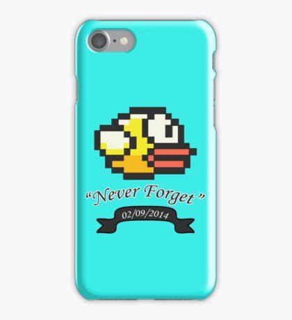 R.I.P. Flappy Bird iPhone Case/Skin