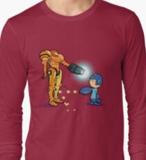 Samus Vs Mega T-Shirt