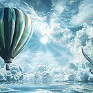 Float Away by Cliff Vestergaard