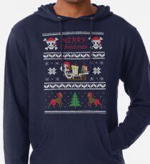 Fröhlich Weihnachten Leichter Hoodie