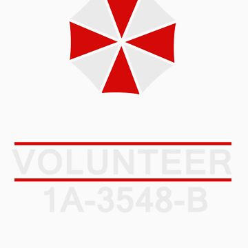 Umbrella Volunteer by cajunpygmy