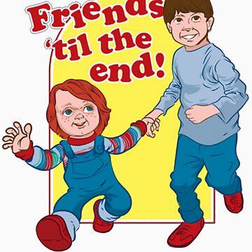 Friends Til the End by pablopistachio