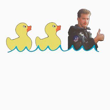 Duck...Duck...Goose! by pablopistachio