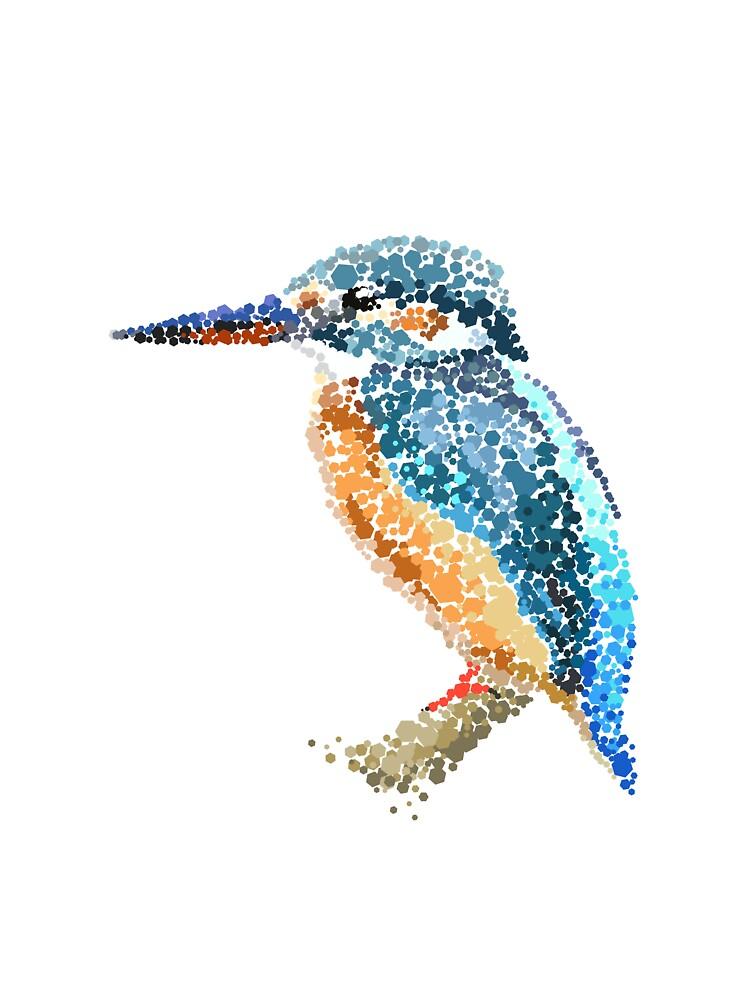 Kingfisher by eryka