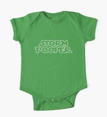 Storm Pooper One Piece - Short Sleeve