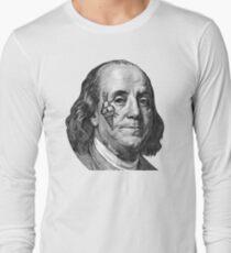 14de041fb COLD HUNNID Long Sleeve T-Shirt
