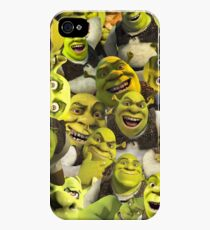 Shrek Collage  iPhone 4s/4 Case