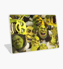 Shrek Collage  Laptop Skin