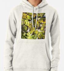 Shrek-Collage Hoodie