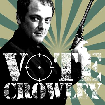 Vote Crowley by Madita