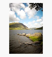 Crummock Water Photographic Print