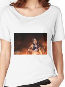 Born of Fire Women's Relaxed Fit T-Shirt