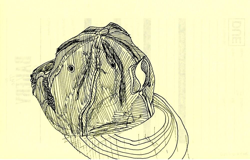 Safeway Hat by Avi Morgan