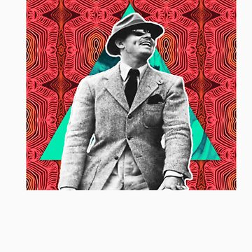 Clark Gable Geo Design by Lalistaire