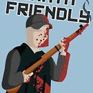 Yeah I'm Friendly by Nathan Batson