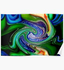 ocean landscape women girl men fire music american free discount frame art modern elegant fashion abstract painting  brown water bottles posters bags Poster