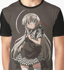 Haiyore! Nyaruko-san - Nyaruko - Cute - Anime Graphic T-Shirt