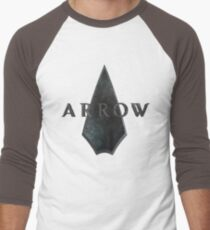 Arrow Logo, until they release official merchindise. Men's Baseball ¾ T-Shirt