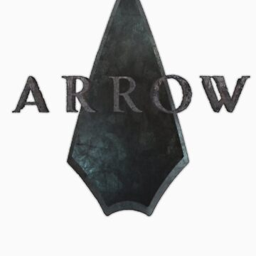 Arrow Logo, until they release official merchindise. by HarryCane