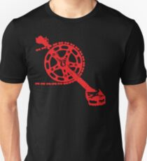 Cycling Crank Unisex T-Shirt