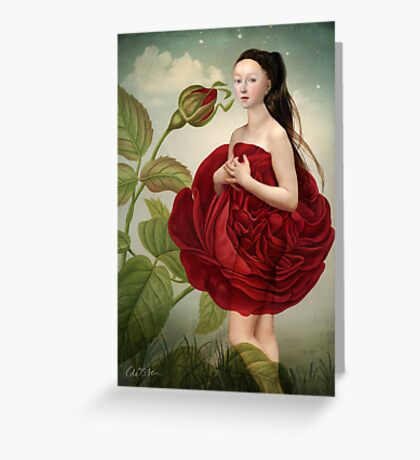 Pure Nature Greeting Card