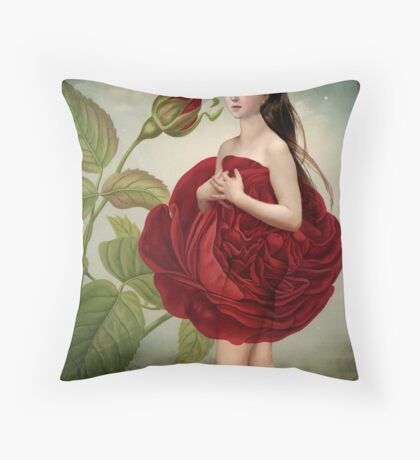 Pure Nature Throw Pillow