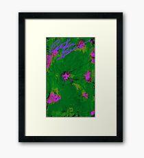 Green Envy By You Framed Print