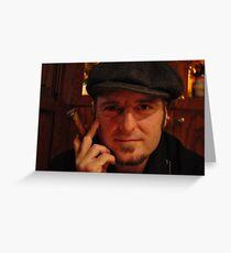 My friend Steven Greeting Card