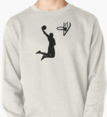 Basketball-Spieler Sweatshirt