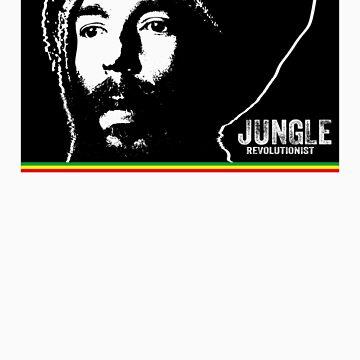 Jungle Revolutionist by Naf4d
