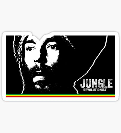 Jungle Revolutionist Sticker
