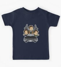 Supernatural Car Ride Kids Clothes