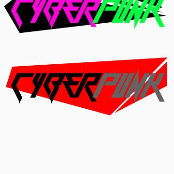 Cyberpunk by screenhugger