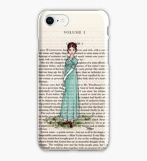Jane Austen - Emma  iPhone Case/Skin