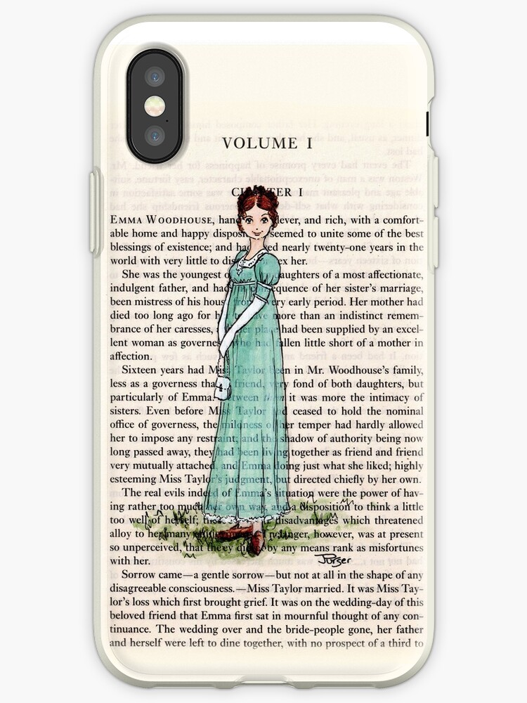 Jane Austen - Emma  by Jess Purser